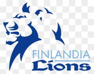 Finlandia Lions Hockey Finlandia University Logo Free Transparent Png Clipart Images Download