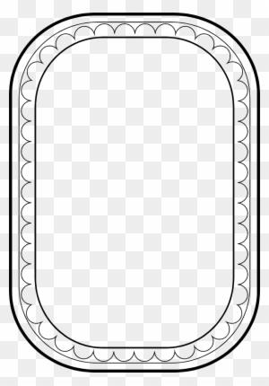 Simple Frame Border Design - Frames And Borders Clip Art - Free ...