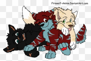 How To Draw A Chibi Wolf Pup Download Anime Wolf Pup Free