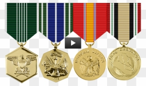 Army Medal Ribbon Army Medal Of Honor Free Transparent Png