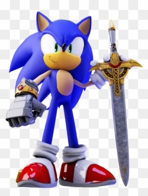 I Made Another Render From The Black Knight Models Sonic The Hedgehog Free Transparent Png Clipart Images Download