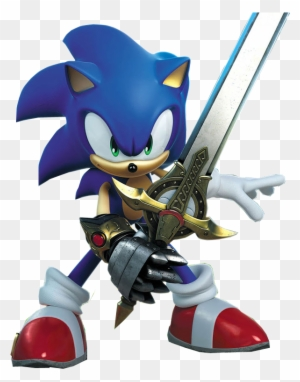 Sonic The Hedgehog Knight Of The Wind By Shageta1123 Sonic And The Black Knight Free Transparent Png Clipart Images Download