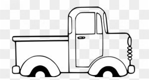 little blue truck coloring pages Perfect Little Blue Truck Coloring Pages Clipart Black   Little  little blue truck coloring pages