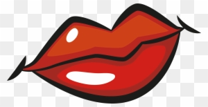 Cartoon Lip Drawing Clip Art Drawings Of Cartoon Lips Free Transparent Png Clipart Images Download