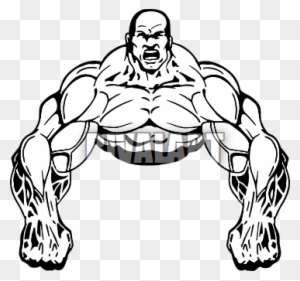 Body Builder Clipart Transparent Png Clipart Images Free Download Clipartmax