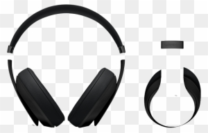 Beats Pro Over Ear Headphones Beats Powerbeats 3 Wireless Asphalt Gray Headphones Free Transparent Png Clipart Images Download