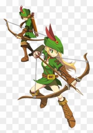 Robin Hood Lost Saga Png