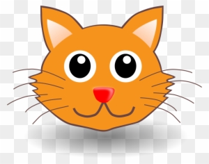 Caterpillar Head Clipart For Kids Face Of Cat Cartoon Free