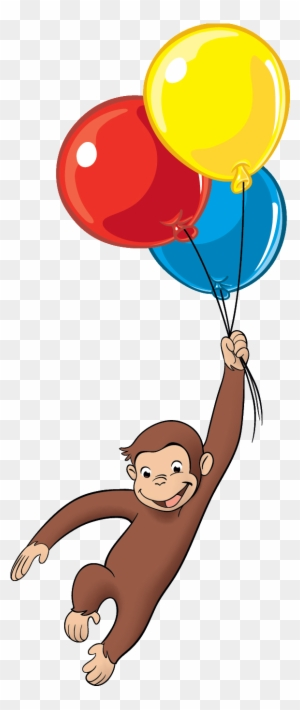 Curious George Clipart Curious George And Man In The