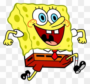 High Quality Guaranteedcreate A Gift With Happy Sponge Animasi