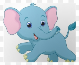 Baby Elephant Running Cartoon Free Transparent Png Clipart Images Download In the large elephant running png gallery, all of the files can be used for. baby elephant running cartoon free