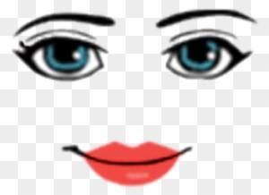 3 Women Face Blue Eye Girl Makeup Face Id Codes Roblox Free