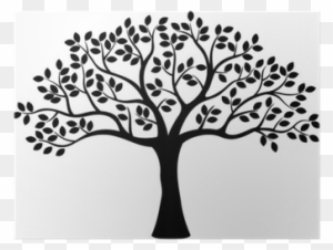 Tree Clipart Black And White Transparent Png Clipart Images Free Download Clipartmax