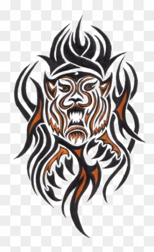 Black And Brown Tribal Tiger Tattoo Design Picsart Png Tattoo For Hand Free Transparent Png Clipart Images Download 85+ tattoos png images for your graphic design, presentations, web design and other projects. black and brown tribal tiger tattoo