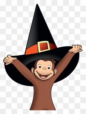Curious George Halloween Pumpkin Free Transparent Png Clipart
