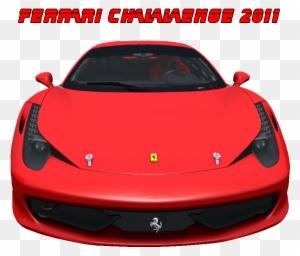 Drawn Ferrari Sports Car Cartoon Ferrari Free Transparent Png