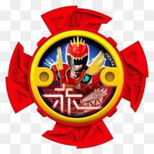 Jungle Fury Red Super Ninja Power Star Power Rangers