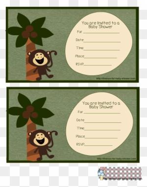 Free printable monkey baby shower invitations including monkey free printable monkey baby shower invitations including monkey baby shower invitations templates free filmwisefo