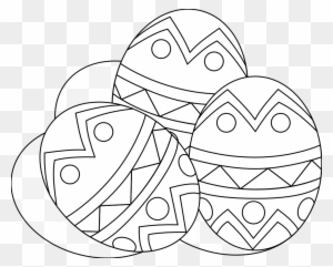 Egg Clip Art Black And White Transparent Png Clipart Images Free