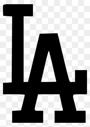 La Dodgers Logo Vector - Free Transparent PNG Clipart ...