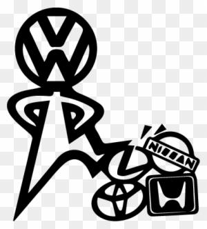 volkswagen clipart transparent clipart images free download Hyundai Minivan vw stomping petition vinyl sticker volkswagen stickers