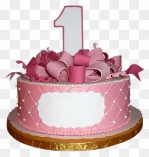 Cake Design For Girls 1st Birthday Cake Designs Free Transparent