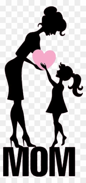 Happy Mothers Day Mother And Daughter Free Transparent Png Clipart Images Download