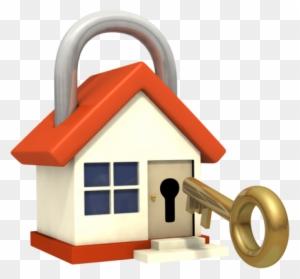 House, Key, Outline, Yellow, Car, Cartoon, Golden, - Key ...