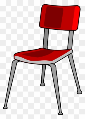 Classroom Chair Png School Chair Clipart Free