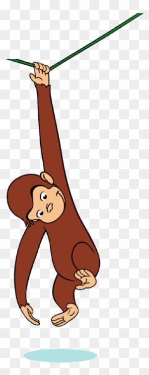 Curious george swinging picture 845