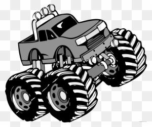 Monster Truck Clip Art Transparent Png Clipart Images Free Download Clipartmax