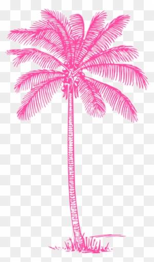 Azalea Coconut Palm Tree Clip Art At Clker Good Morning Quotes