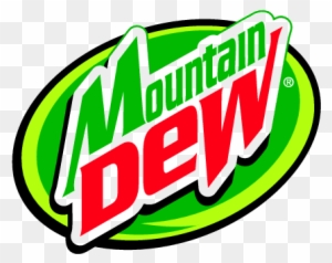 Mountain Dew Font Vector