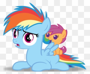 My Little Pony Scootaloo Parents Keluarga Rainbow Dash Free Transparent Png Clipart Images Download Scootaloo meets rainbow dash's parents, bow hothoof and. my little pony scootaloo parents