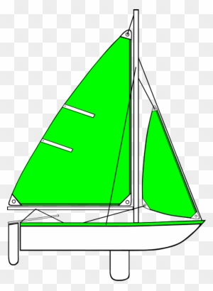2 20501_sail boat with long sail and mast parts of a sailboat diagram sailboat clipart speed boat yacht black and white free