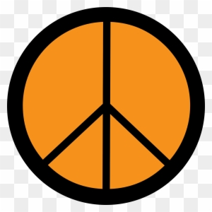 Peace Sign Art Clipart Image Symbols For Cesar Chavez Free