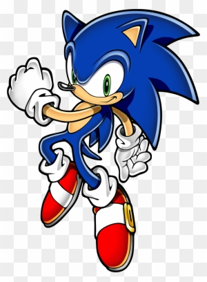 Sonic The Hedgehog Clipart Transparent Png Clipart Images Free Download Clipartmax
