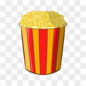 Cartoon Popcorn Popcorn Cartoon Free Transparent Png Clipart Images Download