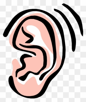 Ears Listening Clipart, Transparent PNG Clipart Images ...