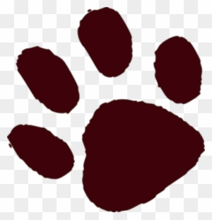 Bear Paw Print Clip Art, Transparent PNG Clipart Images Free