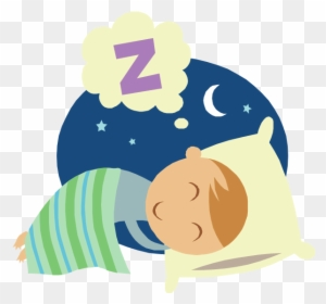 Kids And Sleep Sleep Cartoon Free Transparent Png Clipart Images Download
