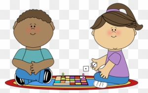 Kids Playing With Toys Clipart Board Games Clipartkids Math Game