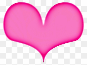 Pink Hearts Clip Art Light Purple Heart Png Free Transparent Png