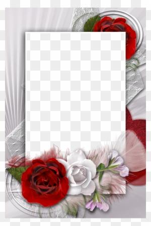 Rose Frame Clipart, Transparent PNG Clipart Images Free Download ...
