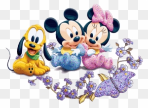 Best Of Wallpapers Mickey Mouse Glitter Pic S