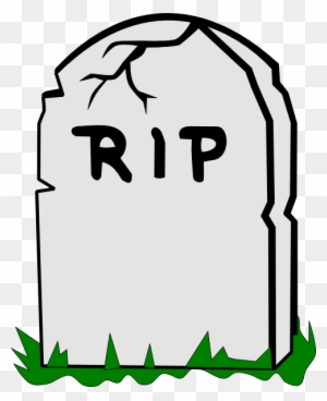 rip clipart tombstone template printable
