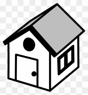 House Clipart Black And White Transparent Png Clipart Images Free Download Clipartmax