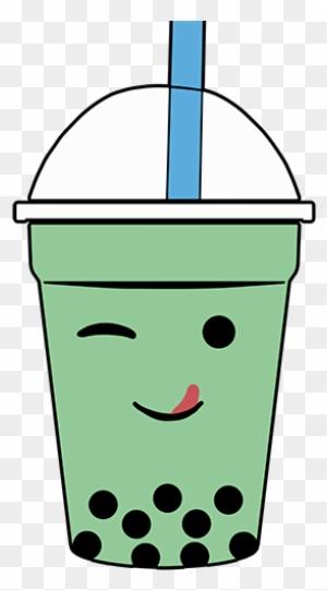 milk tea cup cartoon png free transparent png clipart