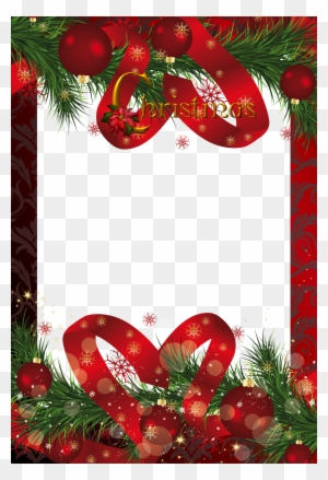 Christmas Frame Clipart, Transparent PNG Clipart Images Free ...