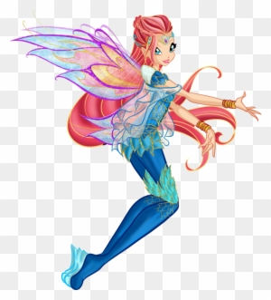 Winx Club Bloomix Wings Winx Club Bloomix Wings Free Transparent Png Clipart Images Download